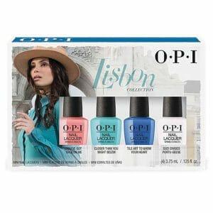 OPI Lisbon Mini 4pk