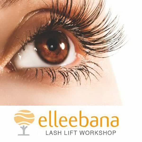 Elleebana Lash Lift Workshop