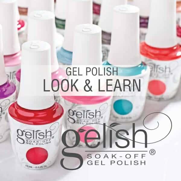 Gelish Gel Polish Workshop
