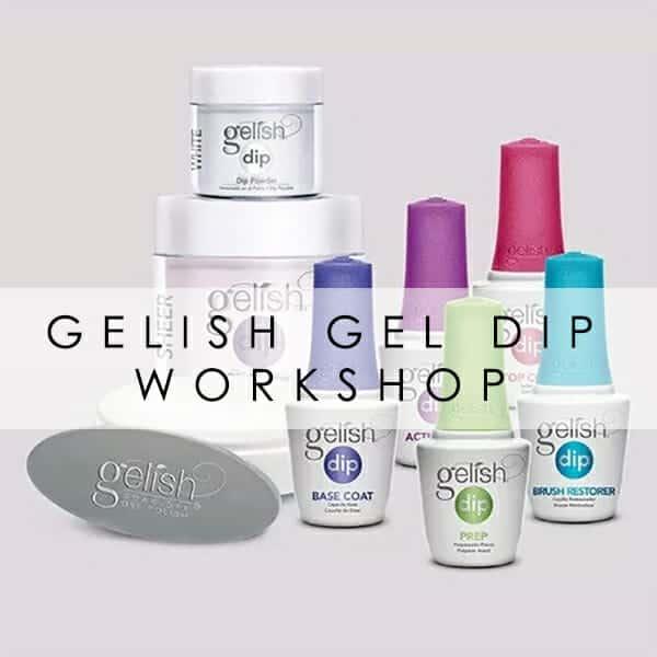 Gelish Dip Workshop