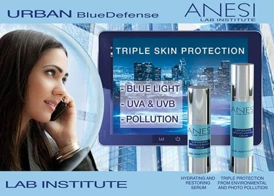 Anesi Urban BlueDefense